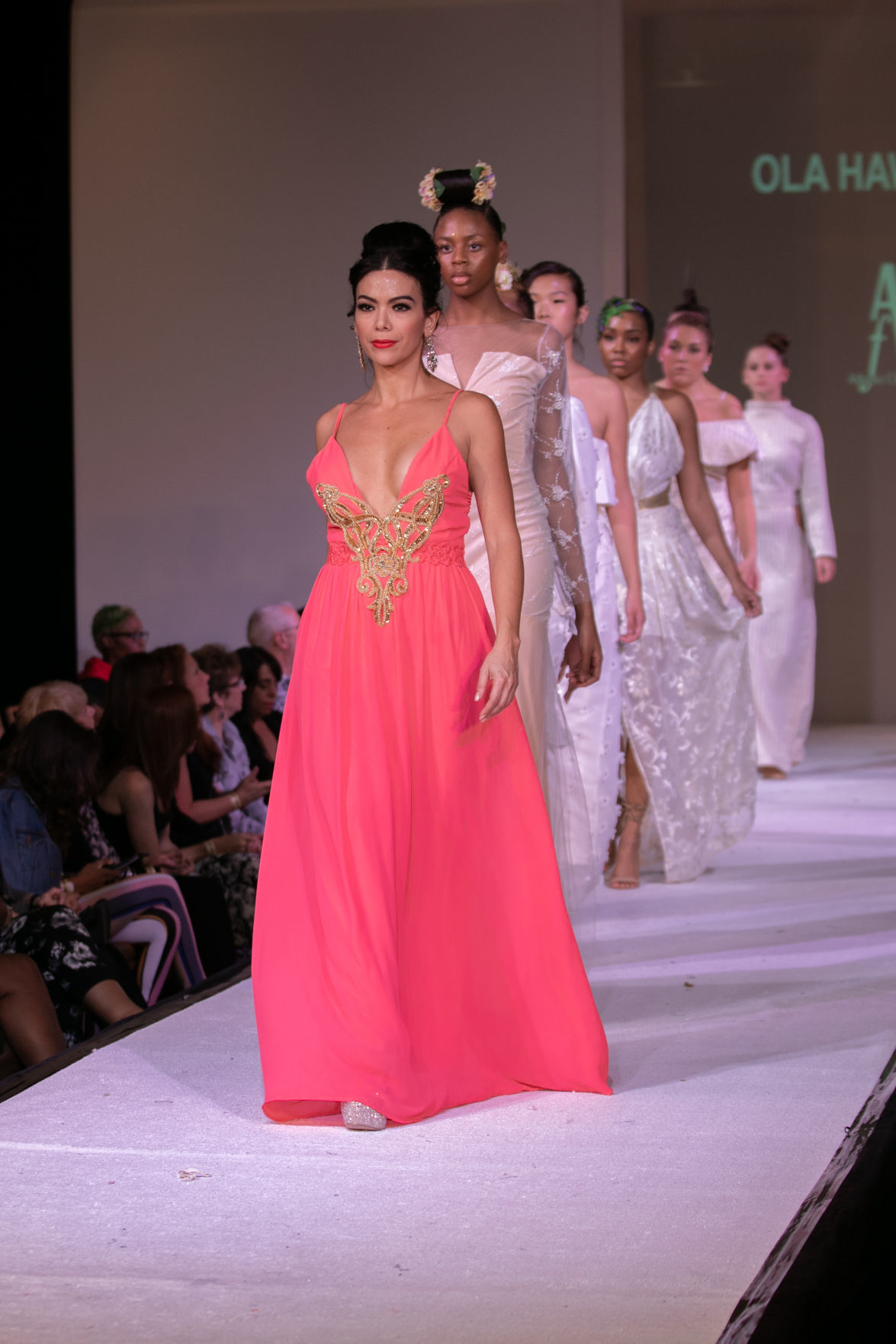 1 - OLASTYLE Wedding Collection at Atlantic City Fashion Week in Sept. 2018.JPG