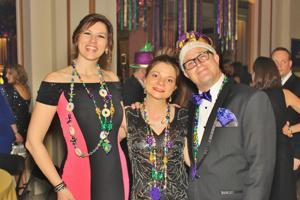 Beth Wheeler, Christine Castiloe, Hugues Belamger