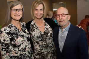 Marlys Schuh, Susie Knopf, Rick Rovak