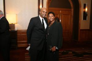 Michael and Karlla Dozier