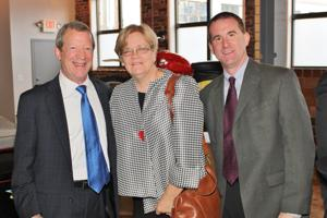 Jerry Dobson, Susan Rowe, Hon. Ben Burkemper