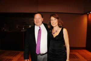 Tom and Christine Blazevic