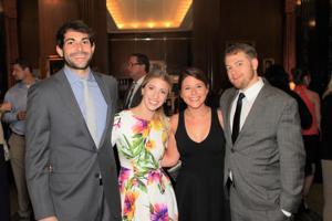 Travis and Kim Nissenbaum, Samantha Wool, Jordan Taylor