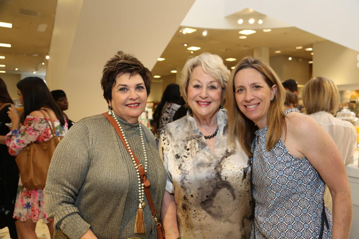 Suzanne Otto, Alice Handelman, Patty Bloom