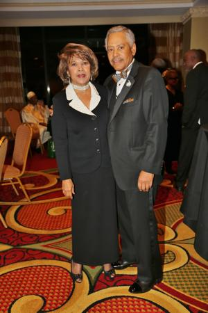 Kay and Judge Charles Shaw honoree