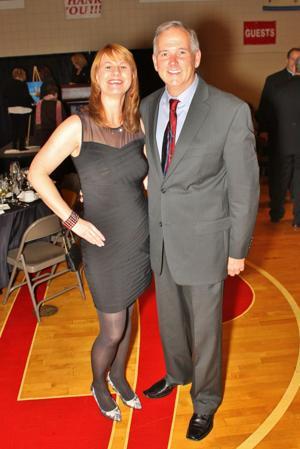 Tana and Tom Murphy
