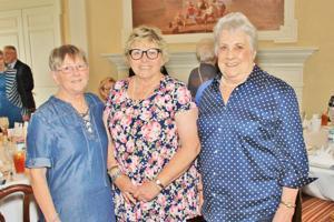 Susan Pletscher, Christine Biggs, Jeanene Mascia