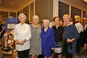 Carolyn Mimlitc, Judee Sauget, Betty Uhlenbrock, Margaret Somner, Judy Luepke