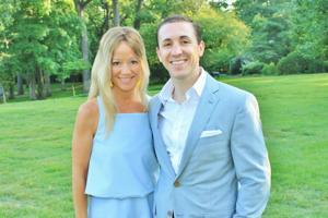 Anna and Brandon Moritz