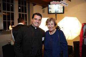 Father Ronny O'Dwyer, Dale Auffenberg
