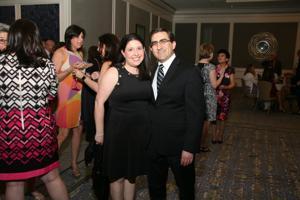 Jessica and Jeffrey Wax