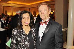 Jenny and Steve Trampe