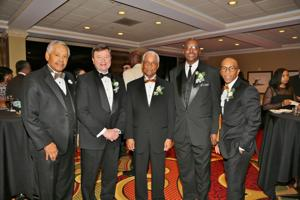 Honorees:  Judge Charles Shaw, JIm Watson, Judge Donald McCullen, Reverend Kevin Kosh, Briant K. Mitchell