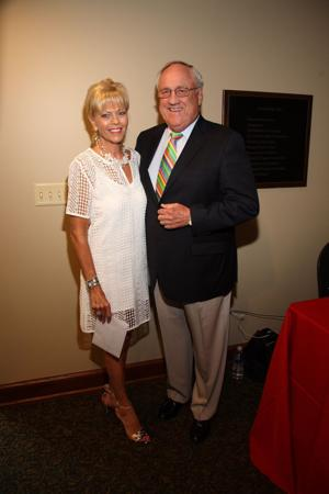 Longtime Supporter Debbie and Ray Bentele