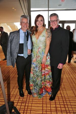 Tom Barr, Megan Pritchard, Keith Anderson