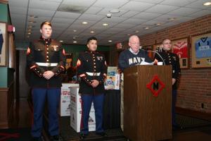 Sgt Biassett, Sgt Jaimes, Jim Naumann, Corp Chapman