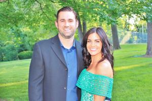 Jason and Laura Hogan