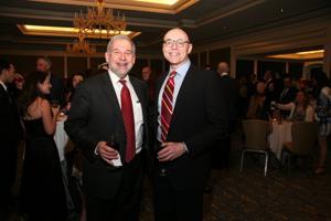 Rabbi Jim Bennett, Andrew Rehfeld