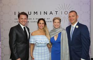 Rick and Nicole Lindquist, Marin Mazzie, Jason Danieley, Special Guests