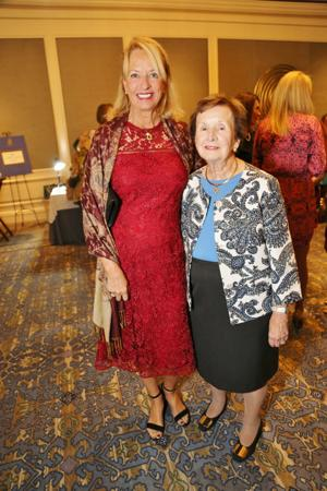 Ellen Martin, Rosemary Shaughnessy