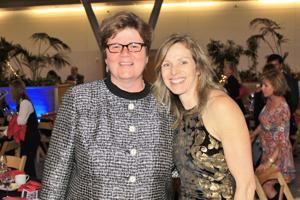 Dr. Donna Johnke, Kristen Wild