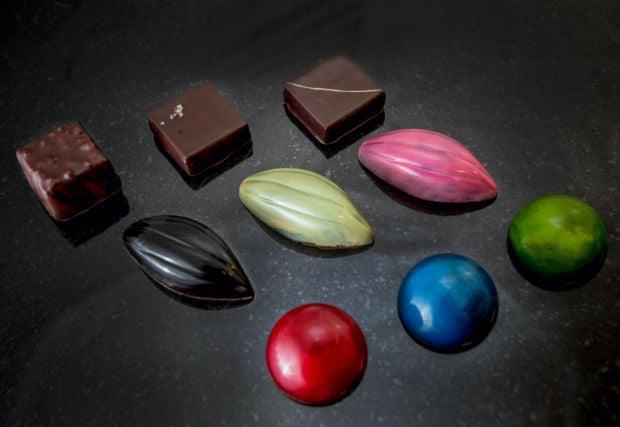Rick Jordan Chocolatier