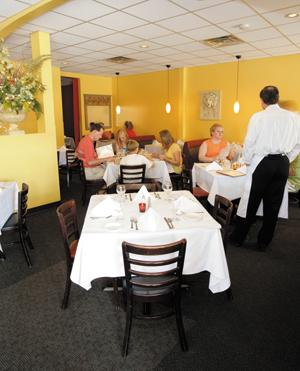 Dining Review: Trattoria Marcella