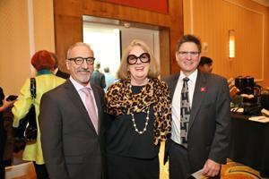 Carmon Colangelo, Susan Block, Michael Adrio