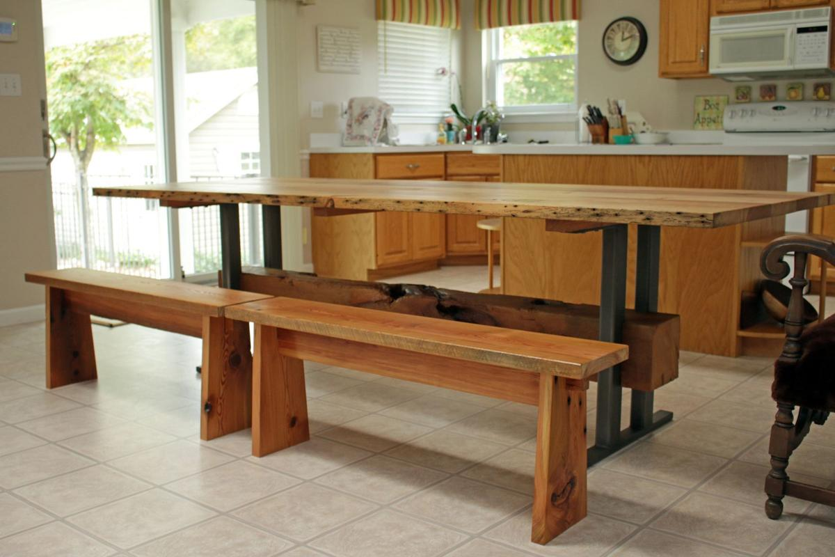 Family barn farm table by Architectural Elements - Photo by Matt Huntman.jpg