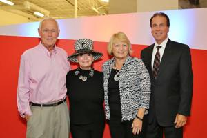 Bob and Patty Gregory, Mary and Phil Hickman