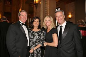 Al and Sandy Koller, Kathy and Dan Bruns