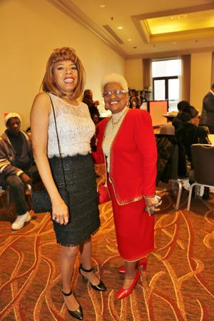 Johnetta Carver, Mary Cannon