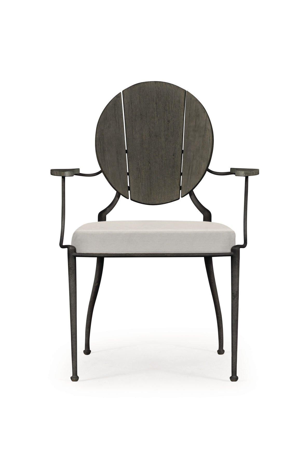 Jonathan Charles- Circle Back Grey & Iron Dining Armchair (550033-AC-LGW-FCOM).JPG