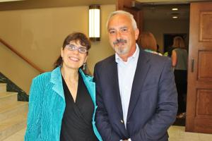 Jessica Hentoff, Richard Katz
