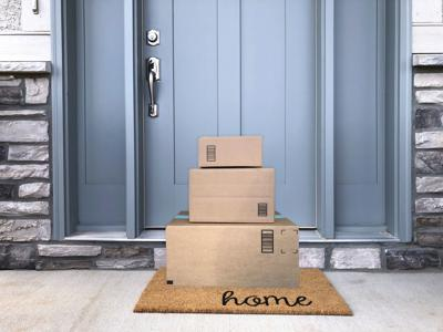 Front Door Packages