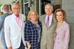 David Dieher, Ann Welk, Peggy and Jerry Ritter