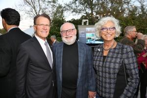 John Ferring, Bob and Deborah Dolgin
