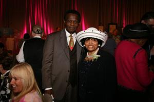 Lou Brock, Representative Betty Thompson