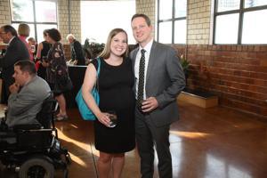Amanda and Garrett Fischer