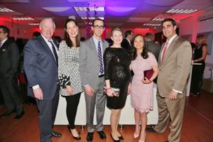 Jobie and Meade Summers, Frecky and Erika Lewis, Anthony and Laura Lancia, Co-chairs