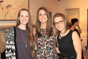 Rebecca Cretz, Amanda Bauer, Amy Casper