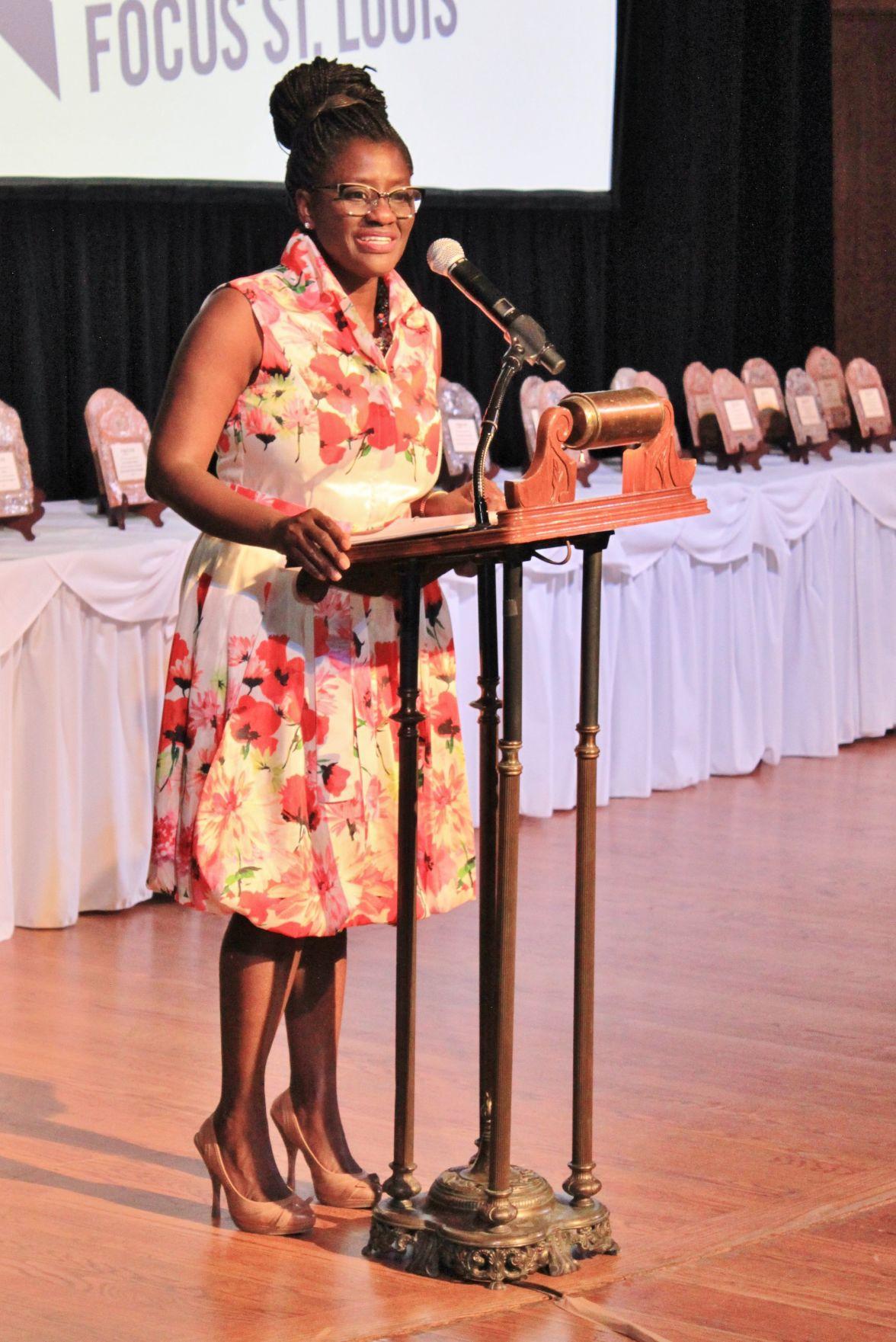 Yemi Akande-Bartsch, President and CEO