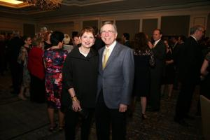 Leslie and Michael Litwak