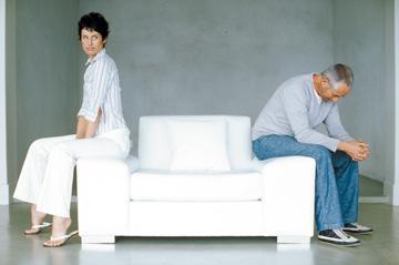Divorce: Best Foot Forward