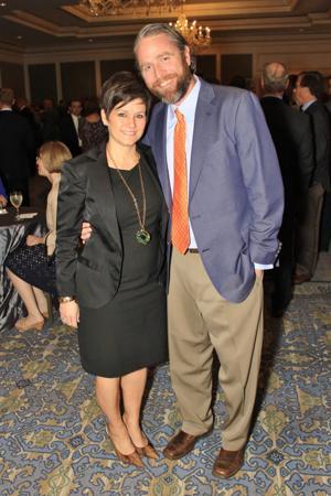 Jason and Tara Diebling