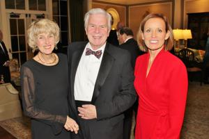 Nancy and Bob Wagoner, Colleen Kilmer