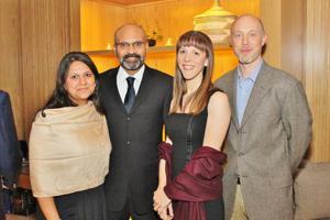 Sita Kedia, MD, Dipesh Amin, MD, Alinda Muszynski, David Gouaux,