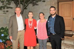 Bob Rabinowitz, Cheryl Robinson, Julie Diener, Carson Miller