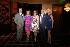 Event Chairs- Terry and Karen Leebolt, Liz and Craig Buchman, Shelby Reneski