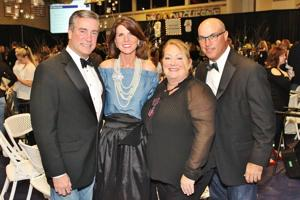 Ed and Ann Griesedieck (co-chairs), Kelly and Mike Johnson